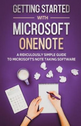 Omslag - Getting Started With Microsoft OneNote