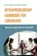 Omslag - Intrapreneurship Handbook for Librarians