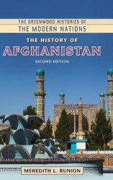 Omslag - The History of Afghanistan