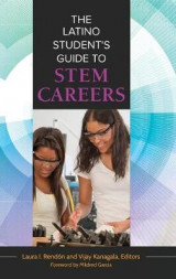 Omslag - The Latino Student's Guide to STEM Careers