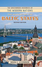Omslag - The History of the Baltic States