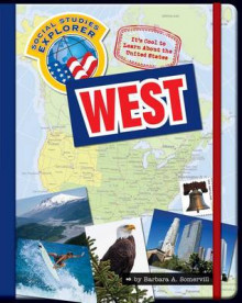 It's Cool to Learn about the United States: West av Barbara Somervill og Barbara A Somervill (Heftet)