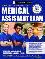 Omslag - Medical Assistant Exam