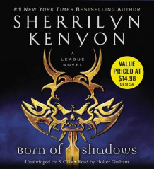 Born of Shadows av Sherrilyn Kenyon (Lydbok-CD)