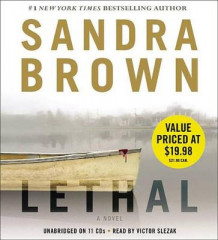 Lethal av Sandra Brown (Lydbok-CD)