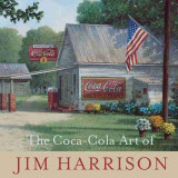 Omslag - The Coca-Cola Art of Jim Harrison