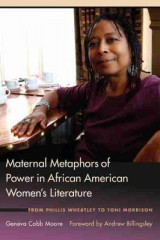 Omslag - Maternal Metaphors of Power in African American Women's Literature