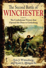 Omslag - The Second Battle of Winchester