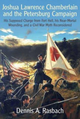 Omslag - Joshua Lawrence Chamberlain and the Petersburg Campaign