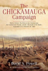Omslag - The Chickamauga Campaign