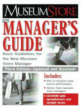 Omslag - Museum Store: The Manager's Guide