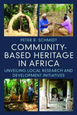 Omslag - Community-Based Heritage in Africa