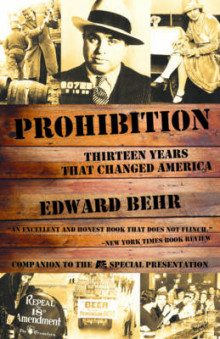 Prohibition av Edward Behr (Heftet)