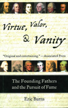 Virtue, Valor, & Vanity av Eric Burns (Heftet)