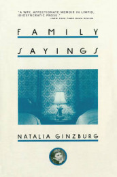 Family Sayings av Natalia Ginzburg (Heftet)