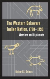 Omslag - The Western Delaware Indian Nation, 1730-1795