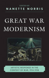 Omslag - Great War Modernism