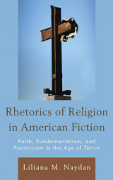 Omslag - Rhetorics of Religion in American Fiction