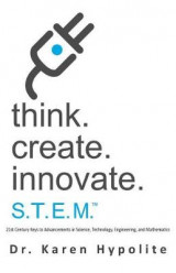Omslag - Think. Create. Innovate. S.T.E.M.