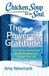 Omslag - Chicken Soup for the Soul: The Power of Gratitude