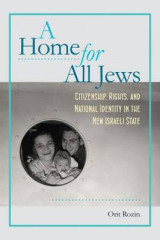 Omslag - A Home for All Jews