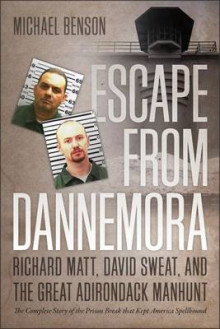 Escape from Dannemora av Michael Benson (Heftet)