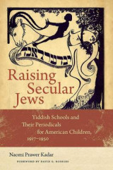 Omslag - Raising Secular Jews