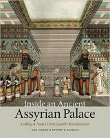 Omslag - Inside an Ancient Assyrian Palace