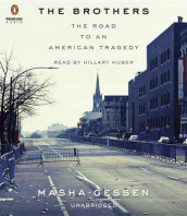 The Brothers, av Masha Gessen (Lydbok-CD)