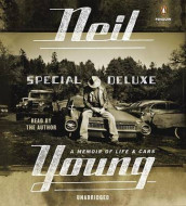 Special Deluxe av Neil Young (Lydbok-CD)