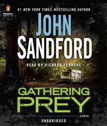Gathering Prey av John Sandford (Lydbok-CD)