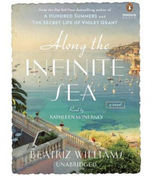Along the Infinite Sea av Beatriz Williams (Lydbok-CD)