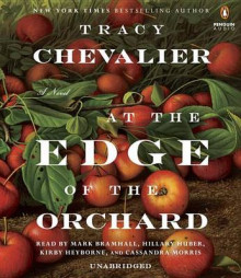 At the Edge of the Orchard av Tracy Chevalier (Lydbok-CD)