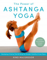Omslag - The Power Of Ashtanga Yoga