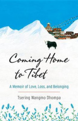Omslag - Coming Home to Tibet