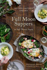 Omslag - Full Moon Suppers at Salt Water Farm
