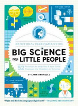 Omslag - Big Science for Little People