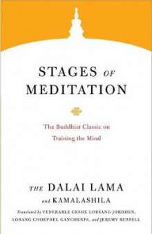 Stages of Meditation av Dalai Lama og Geshe Lobsang Jordhen (Heftet)