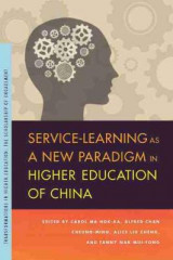 Omslag - Service-Learning as a New Paradigm in Higher Education of China