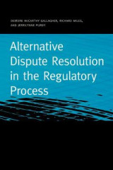 Omslag - Alternative Dispute Resolution in the Regulatory Process