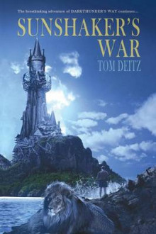 Sunshaker's War (David Sullivan, #4) av Tom Deitz (Heftet)