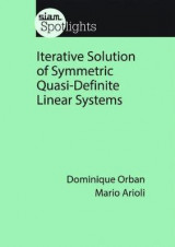 Omslag - Iterative Solution of Symmetric Quasi-Definite Linear Systems