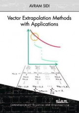Omslag - Vector Extrapolation Methods with Applications