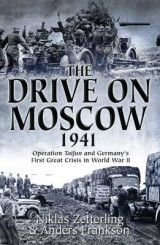 Omslag - The Drive on Moscow, 1941