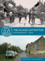 Omslag - The Falaise Gap Battles