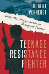 Omslag - Teenage Resistance Fighter