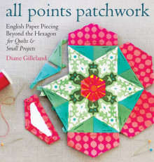 All Points Patchwork av Diane Gilleland (Heftet)