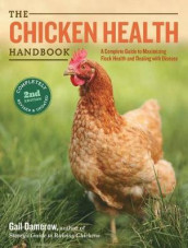 Chicken Health Handbook, 2nd Edition av Gail Damerow (Innbundet)