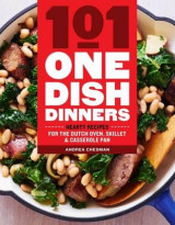 Omslag - 101 One-Dish Dinners