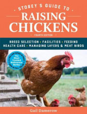 Storey's Guide to Raising Chickens av Gail Damerow (Heftet)